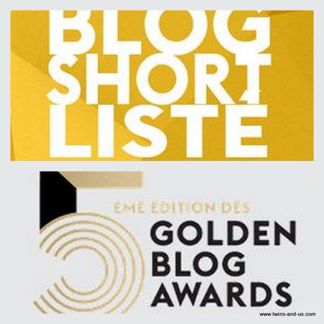 Short Liste Golden Blog Awards
