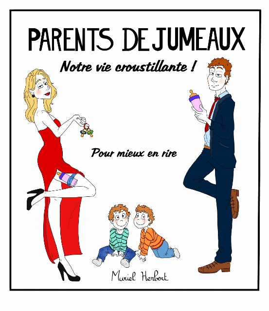 Parents de Jumeaux Notre Vie Croustillante