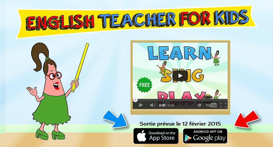 Picaschola English for Kids Leçon 1