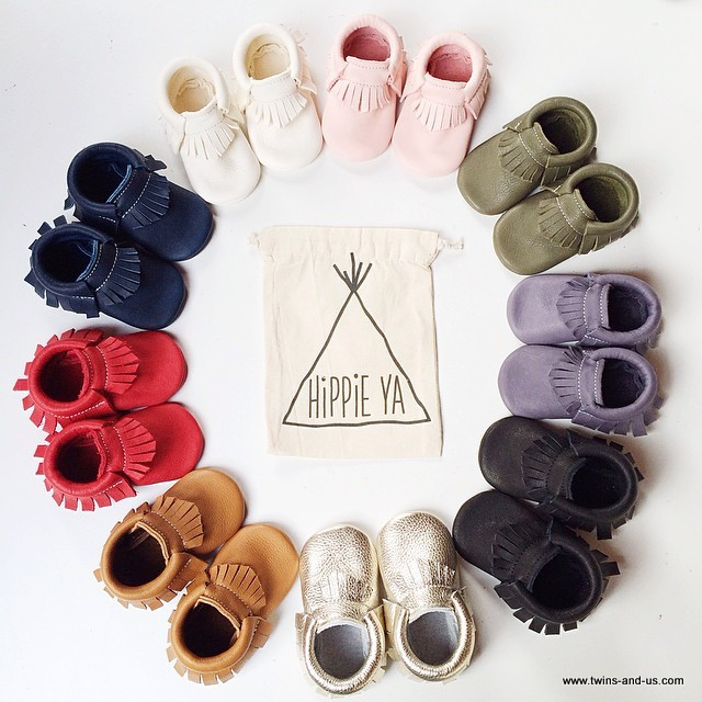 Twinsandus Made pour Mocassins Ya Hippie France Bébé les in ~ xpZztqw