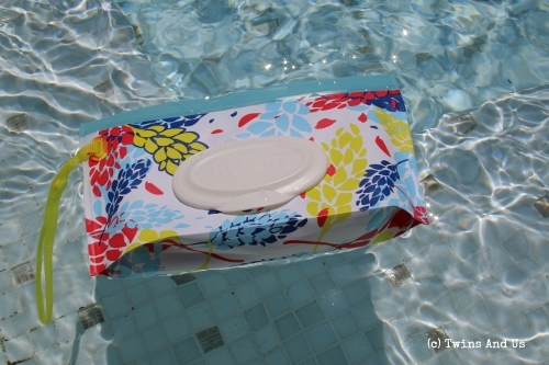 Pochette Style on the Go à l'épreuve de la piscine