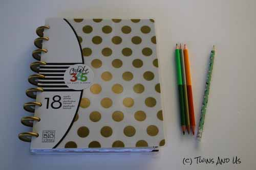 Mon Agenda Create 365 The Happy Planner