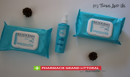 ABCDerm Bioderma Pharmacie Grand Littoral