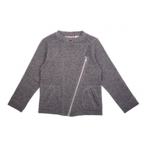 Sweat Perfecto Gris Chiné