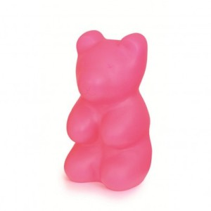 Tirelire Jelly Ours Rose - Egmont Toys