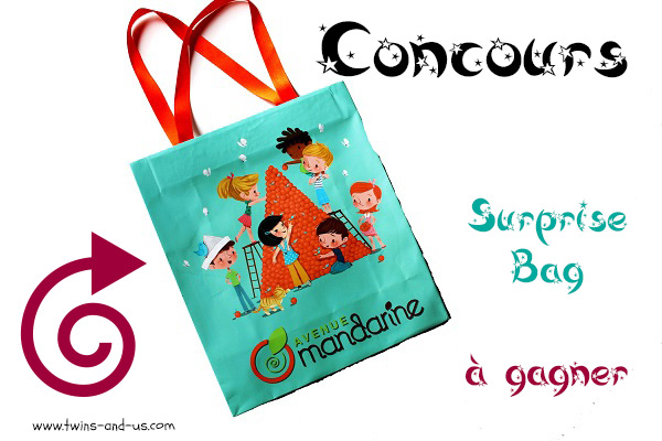 The Surprise Bag Concours