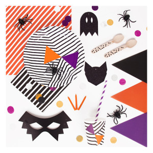 Kit déco de table Halloween / My Little Day