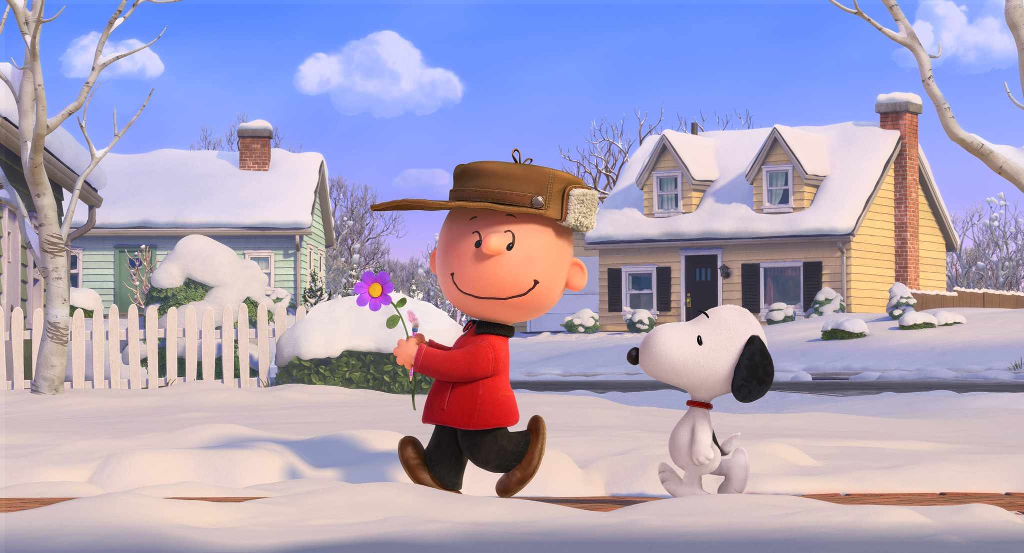 Snoopy And the Peanuts Le Film