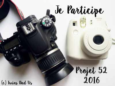 Participation Projet 52 2016 Photo