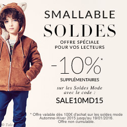 Smallable Soldes Hiver