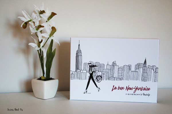 My Little Box La Box New-Yorkaise