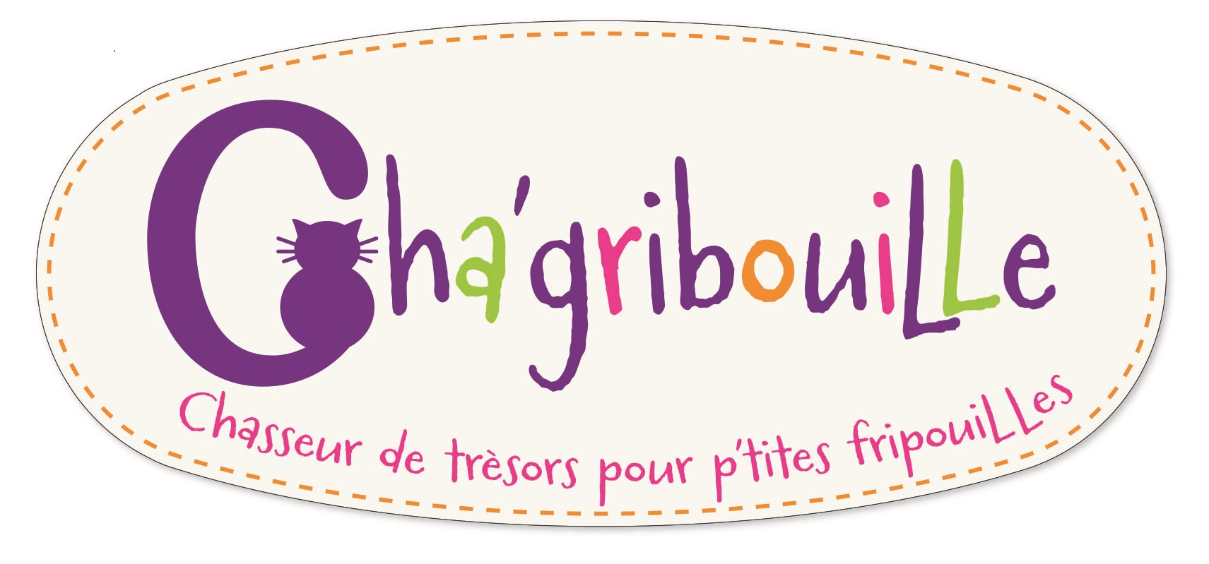 Logo Cha'gribouille