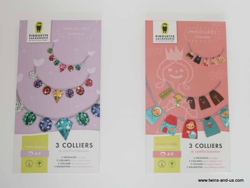 Kits Colliers Pirouette Cacahouète
