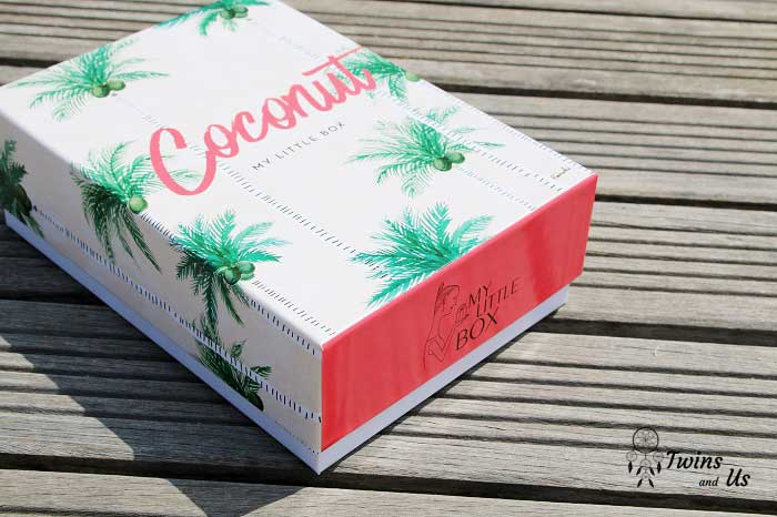 My Little Coconut Box sur Twins And Us