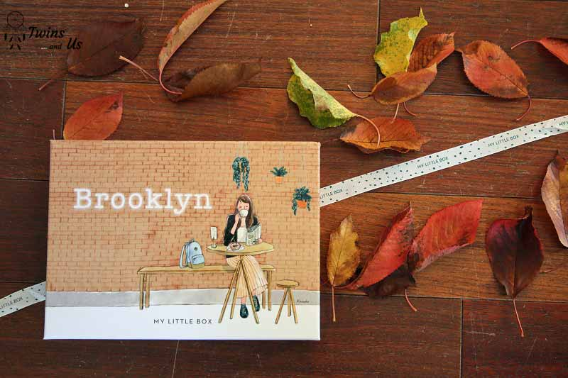 My Little Brooklyn Box Octobre Unboxing