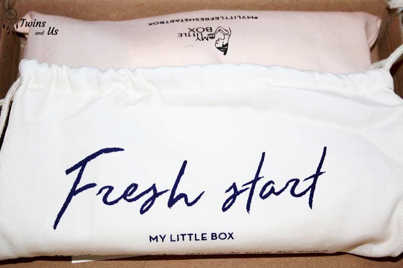 My Little Fresh Start Box : unboxing