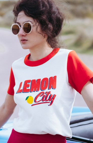 Tee-shirt Lemon City