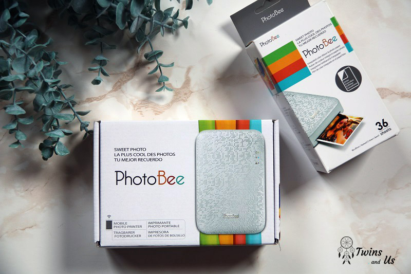 Photobee, l'imprimante photo nomade qui assure