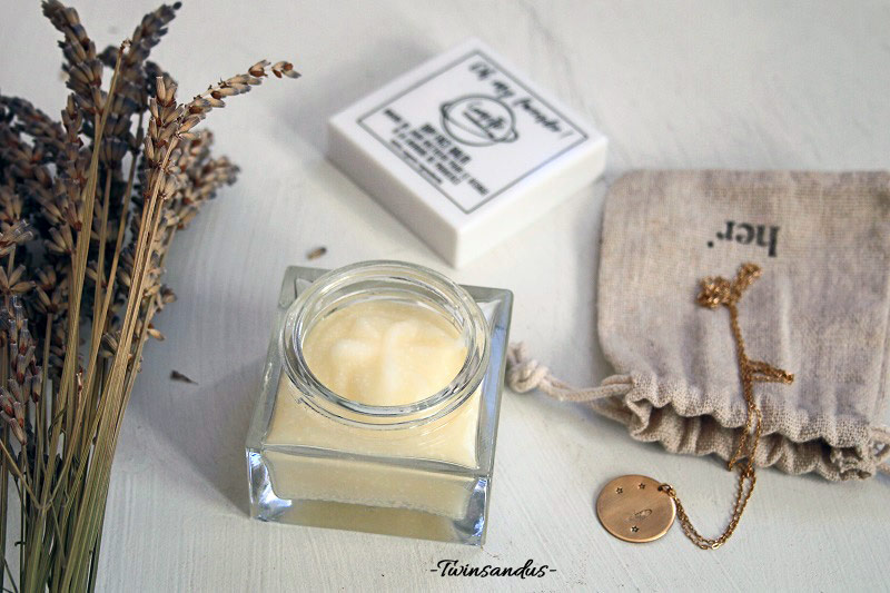 Oh My Lavender, baume jour, Comette Cosmetics