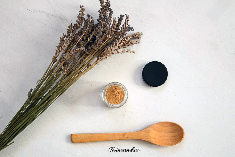Pushkar Face, le masque aux inspirations ayurvedique, Comette Cosmetics
