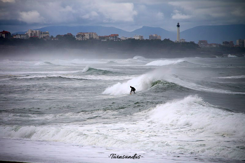 Surf in Anglet