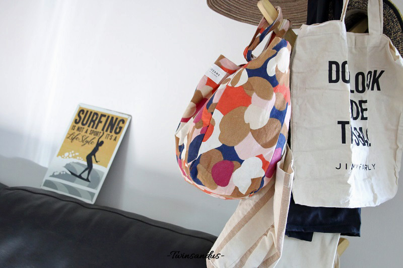 collection de totebags Sezane, Jimmy Fairly, Make my Lemonade ...